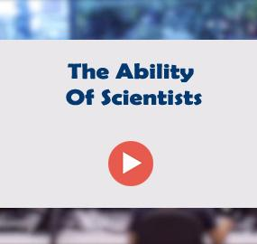 The Ability Of Scientists