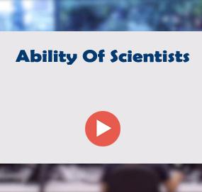 Ability Of Scientists
