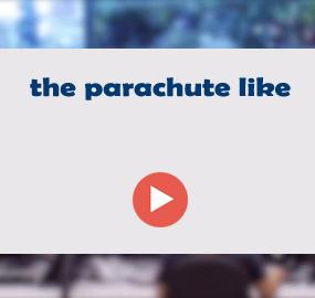 the parachute like