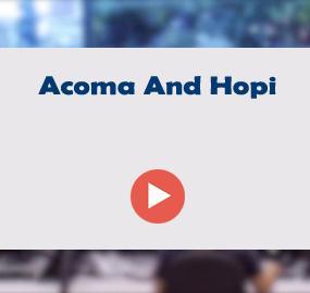 Acoma And Hopi