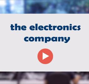 the electronics company