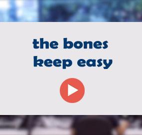 the bones keep easy