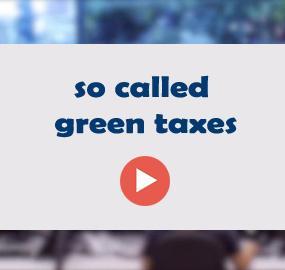 so called green taxes