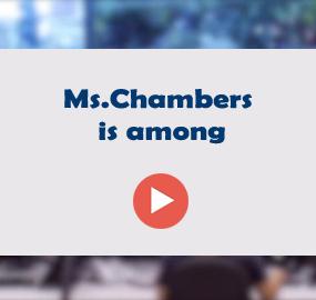 Ms.Chambers is among