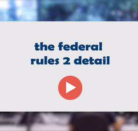 the federal rules 2 detail