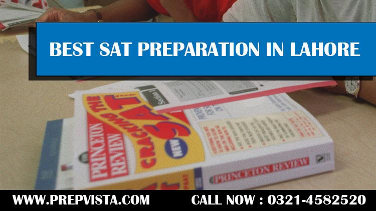 Best SAT preparation in Islamabad