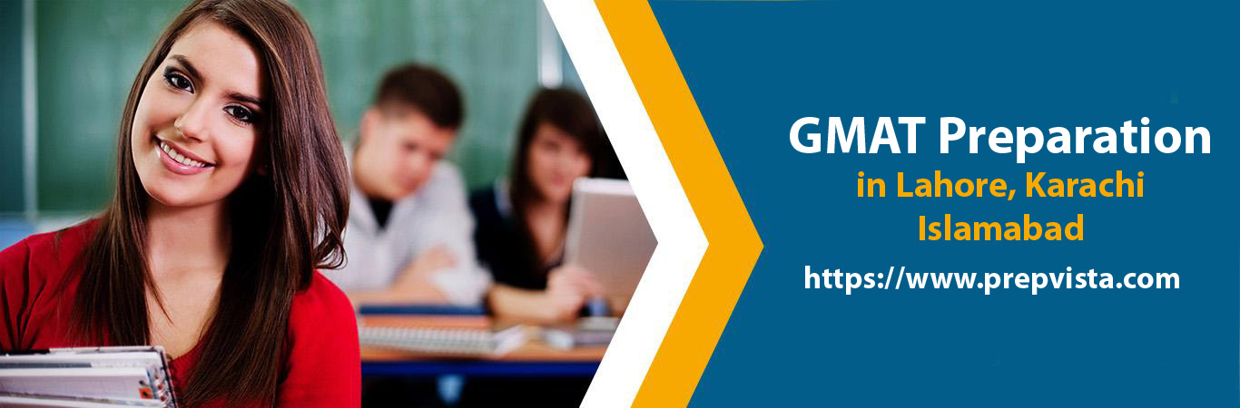 Best GMAT preparation in Lahore